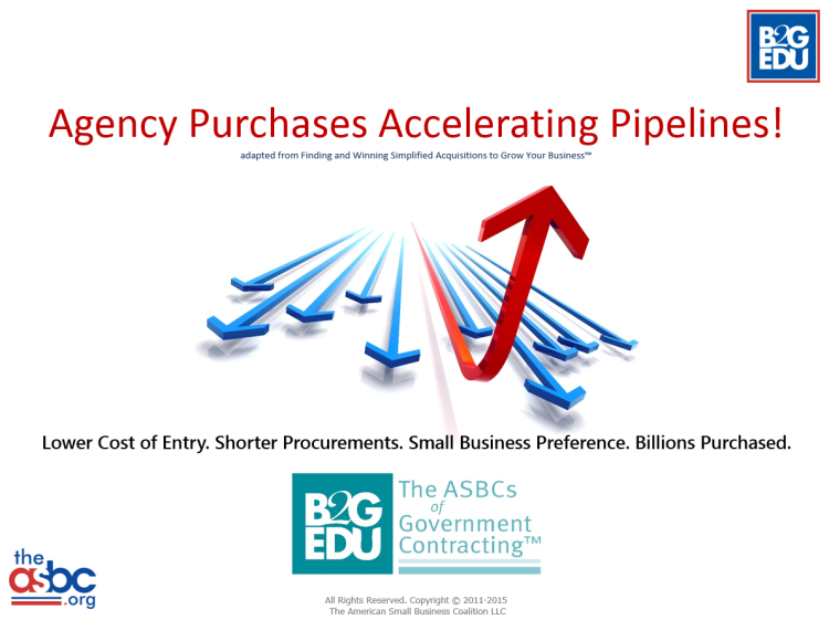 Agency Purchases Accelerating Pipelines image