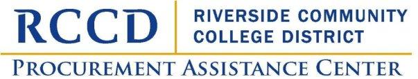RCCD PAC logo