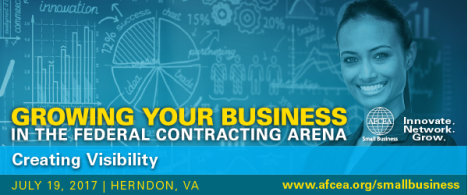 Creating Visibility, Influencing Agency Decision-Makers | AFCEA International SmallBusiness