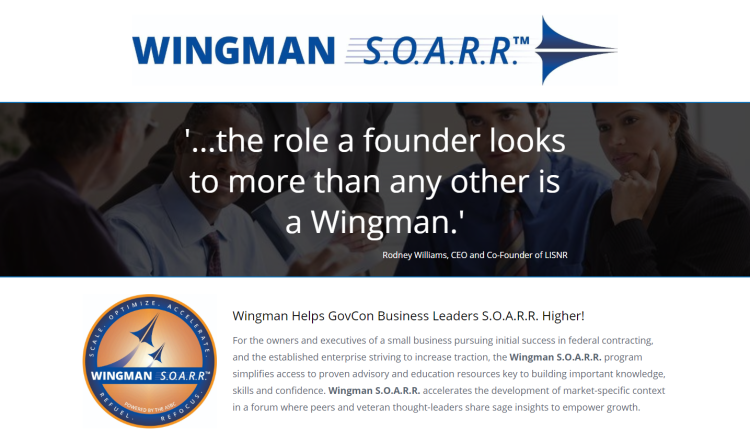 SOARR Landing Page